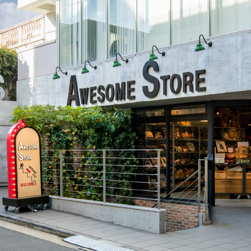 AWESOME STORE 原宿・表参道店
